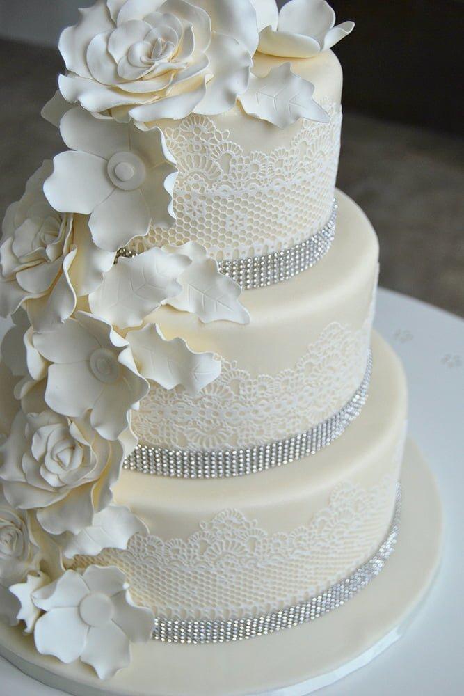 în Căutarea Tortului Pentru Nunta Perfectă Grace Couture Cakes